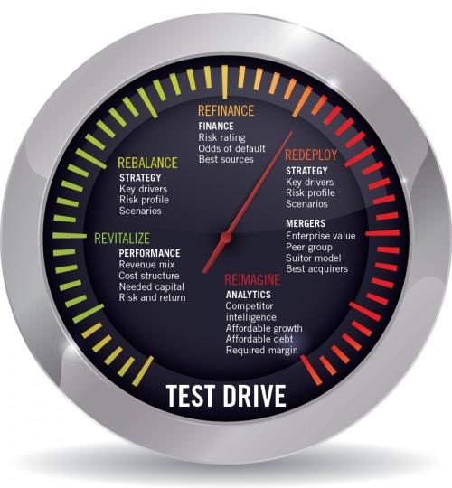 3 - Test Drive
