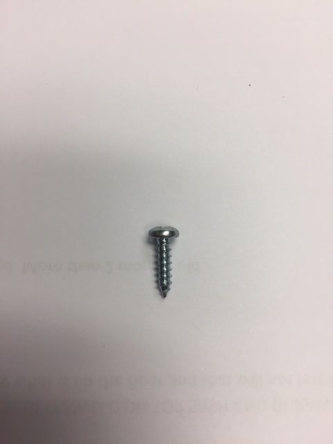 6a X 1 2 Phil Pan Zp Screws Hardware Amp Components
