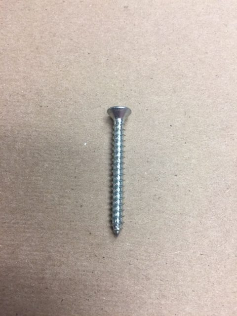 8a X 1 1 2 Phil Flat Zp Screws Hardware Amp Components