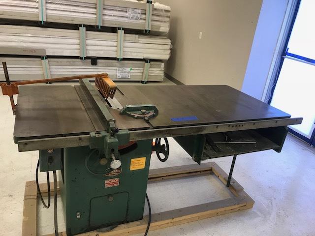 Table Saw Gears : Powermatic bosch table saw equipment vinyl window