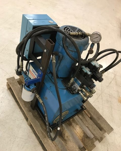 Vickers Hydraulic Pump Equipment Miscellaneous The